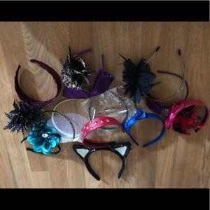 Claire's Hair accessory bundle
